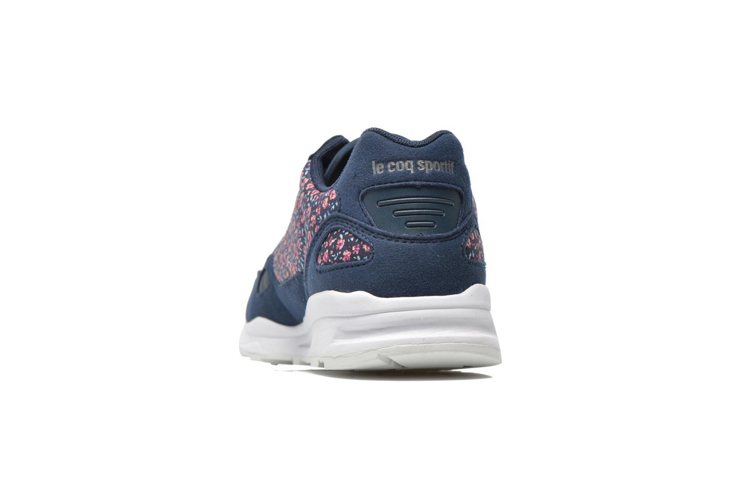 LCS R900 GS flowers Dress Blue
