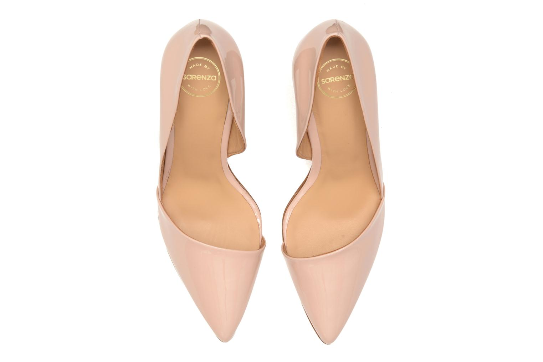 Escarpins Made by SARENZA Loulou au Luco #1 Beige vue portées chaussures