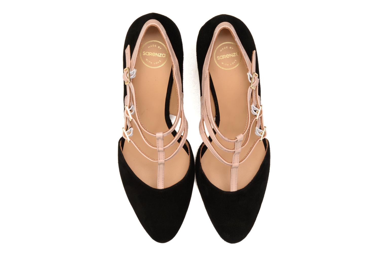 Escarpins Made by SARENZA Loulou au Luco #4 Noir vue portées chaussures