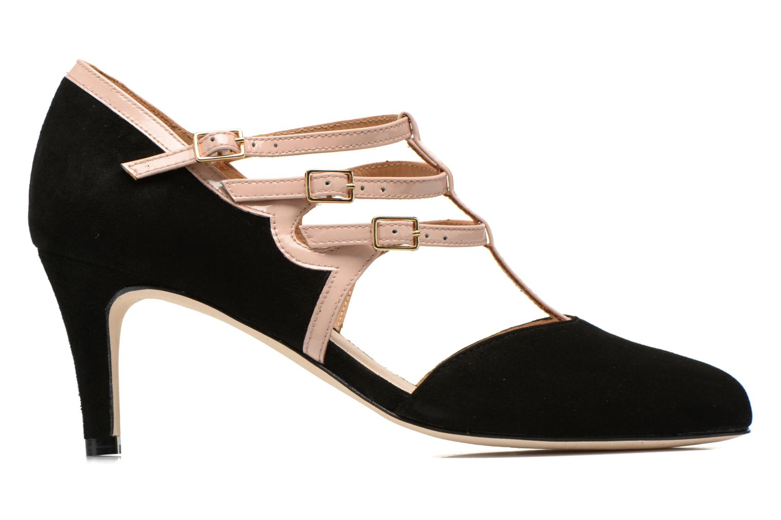 High heels Made by SARENZA Loulou au Luco #4 Black detailed view/ Pair view