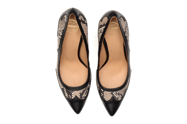 Escarpins Made by SARENZA Western Fever #1 Noir vue portées chaussures