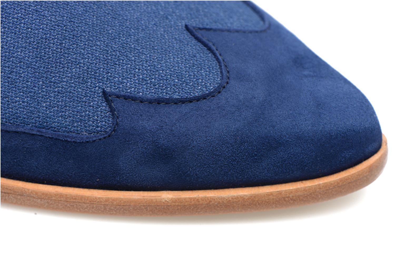 Mocassins Made by SARENZA Seven Tease #1 Bleu vue gauche