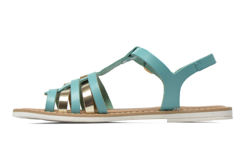 Sandalen I Love Shoes Dobrides Blauw voorkant
