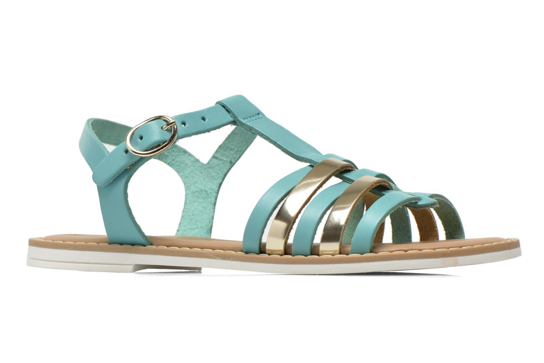 Sandalen I Love Shoes Dobrides Blauw achterkant