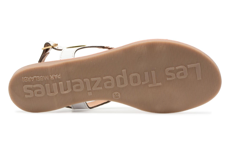 Grandes descuentos últimos zapatos Les Tropéziennes par M Belarbi Horse (Blanco) - Sandalias Descuento