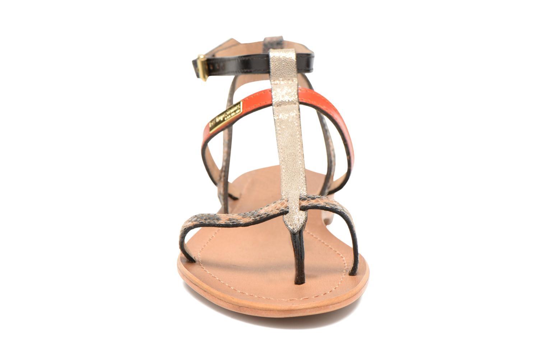 Sandali e scarpe aperte Les Tropéziennes par M Belarbi Baie Multicolore modello indossato