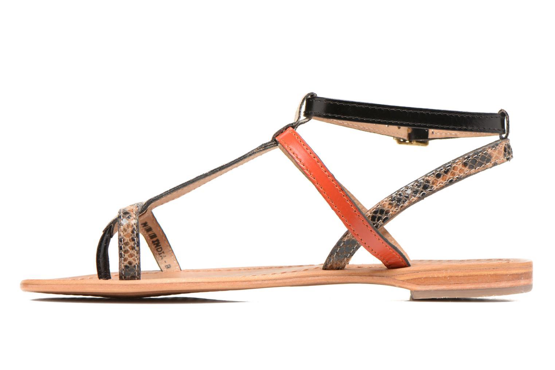Sandals Les Tropéziennes par M Belarbi Baie Multicolor front view