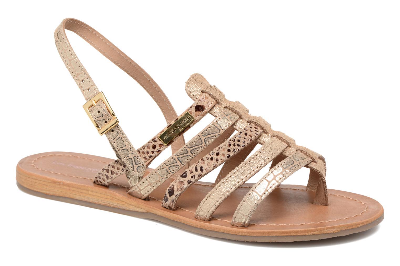 Zapatos promocionales Les Tropéziennes par M Belarbi Belinda (Oro y bronce) - Sandalias   Cómodo y bien parecido