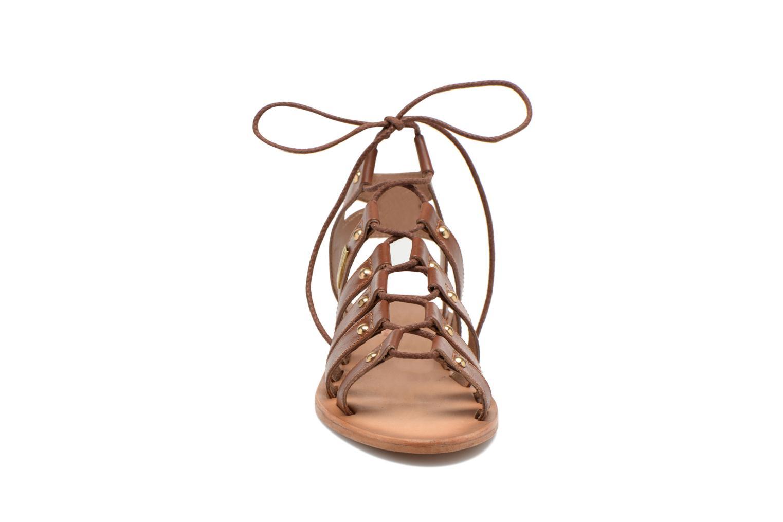 Sandals Les Tropéziennes par M Belarbi Marilyn Brown model view