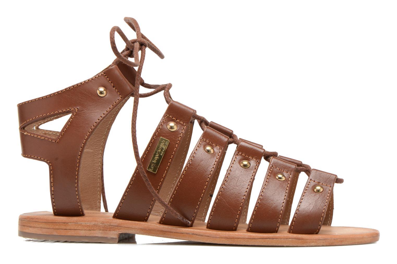 Sandals Les Tropéziennes par M Belarbi Marilyn Brown back view