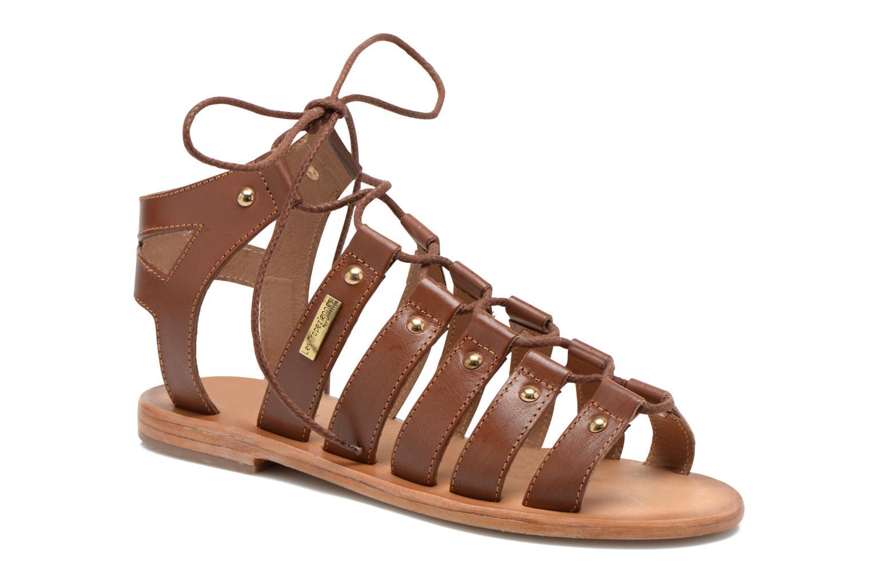 Sandals Les Tropéziennes par M Belarbi Marilyn Brown detailed view/ Pair view
