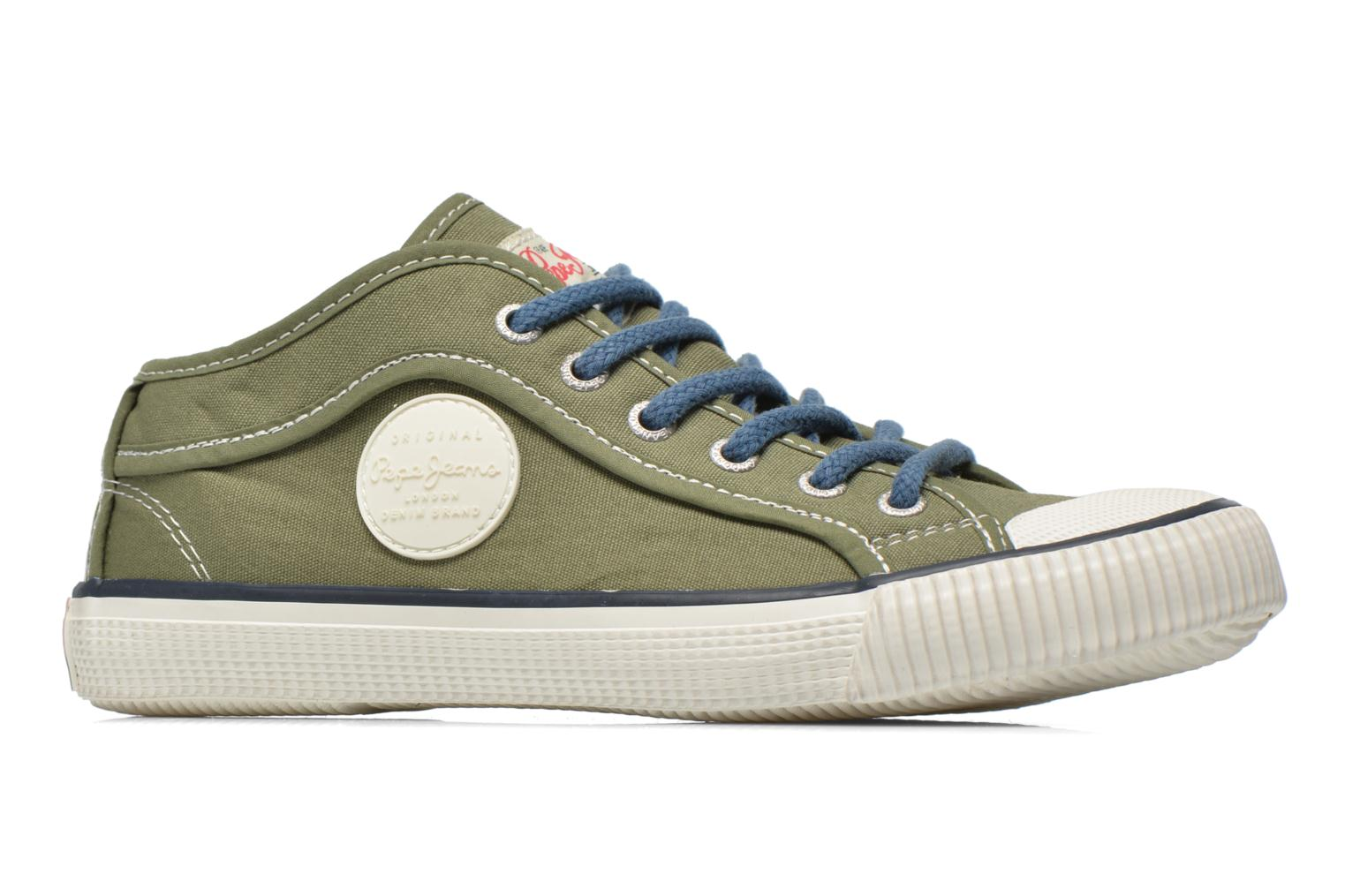 Trainers Pepe jeans Industry Basic Boy Green back view