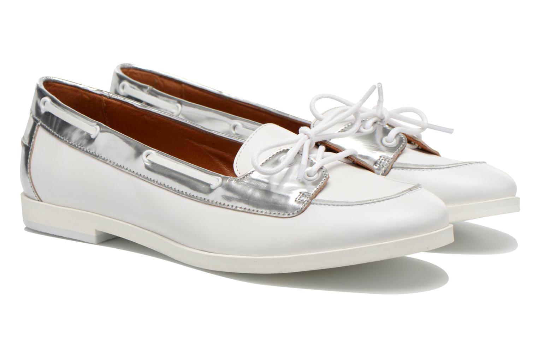 Menthe Hello #6 Vacalf blanc + specas argent