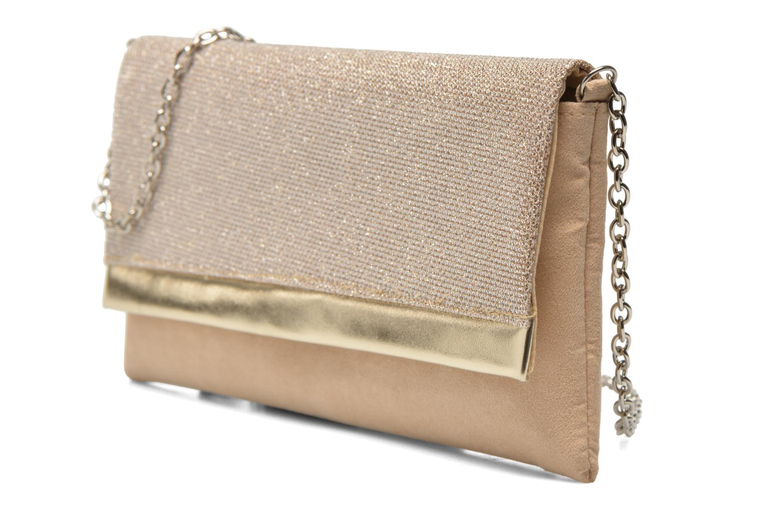 Clutch Menbur Ampere Beige model