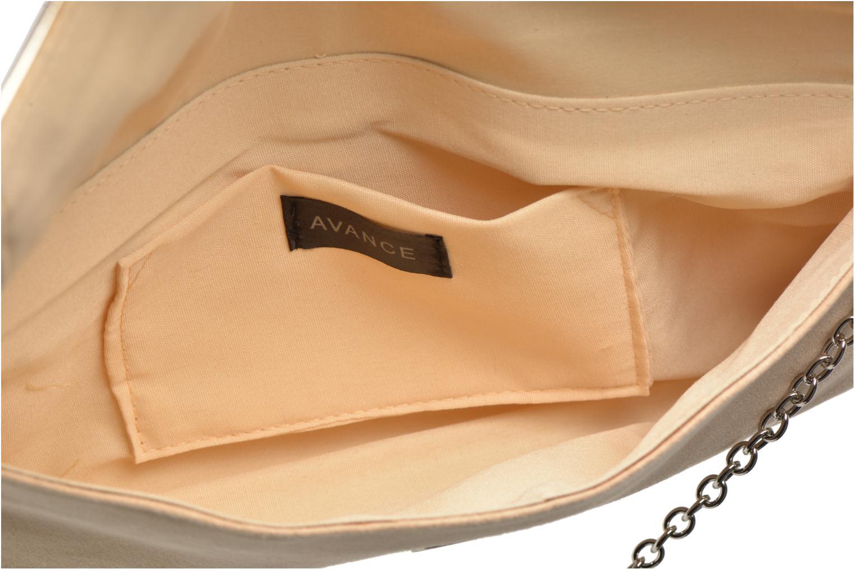 Mini Bags Menbur Ampere beige ansicht von hinten