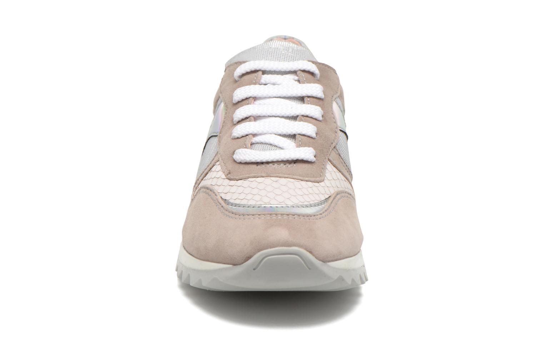 Baskets Unisa Dalton Gris vue portées chaussures