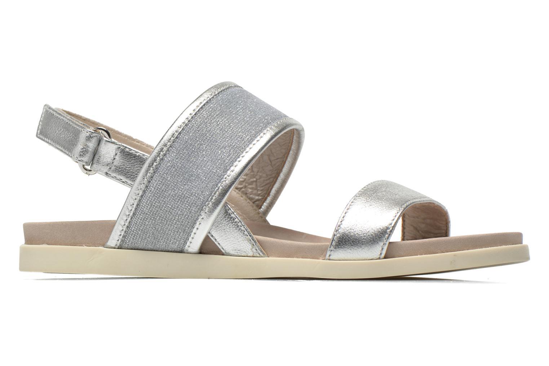 Sandali e scarpe aperte Unisa Paves Argento immagine posteriore