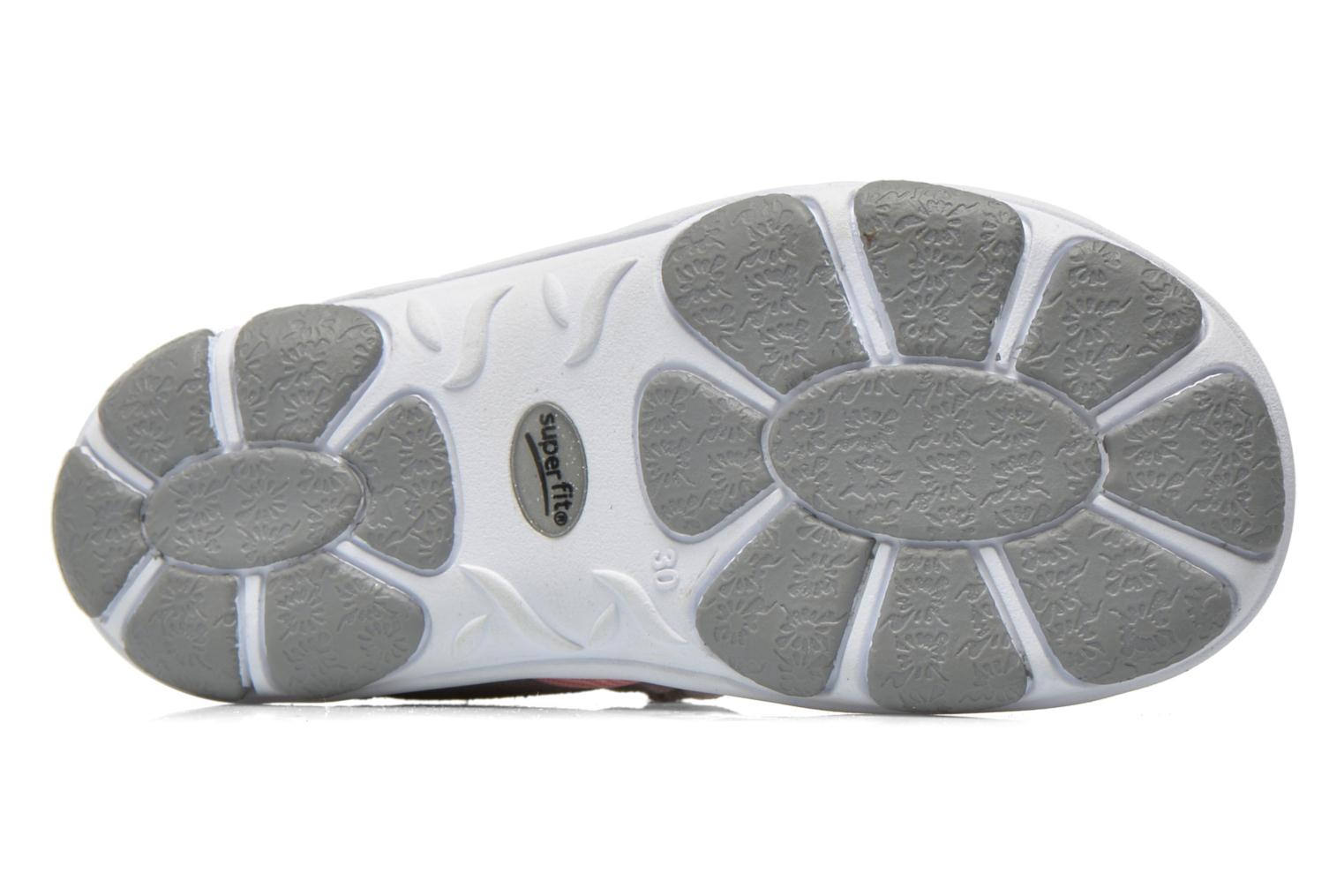 Sandals Superfit Nelly Grey view from above