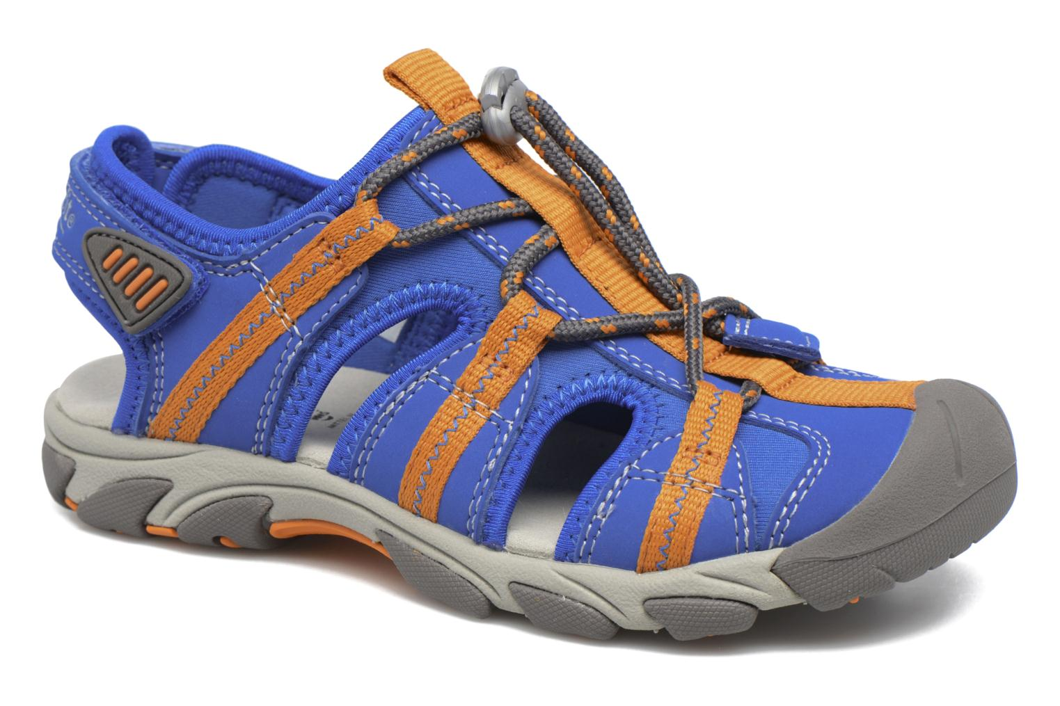 Sandalen Superfit Octopuss Blauw detail