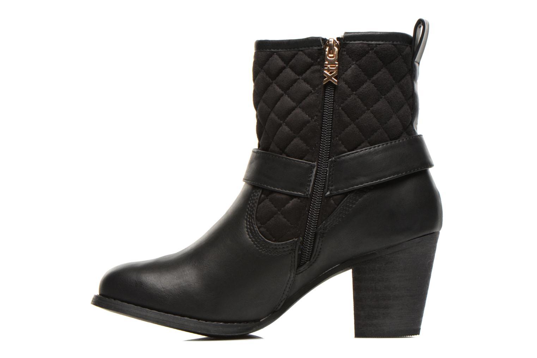 Bottines et boots Xti Piha Noir vue face