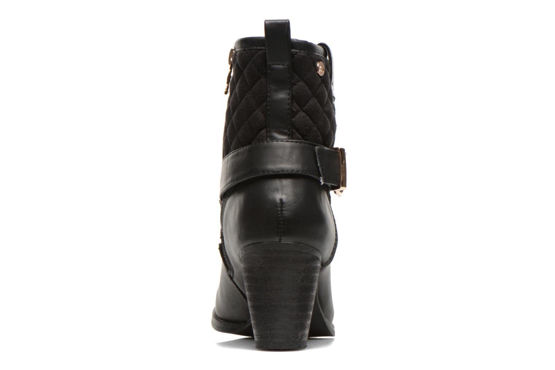 Bottines et boots Xti Piha Noir vue droite