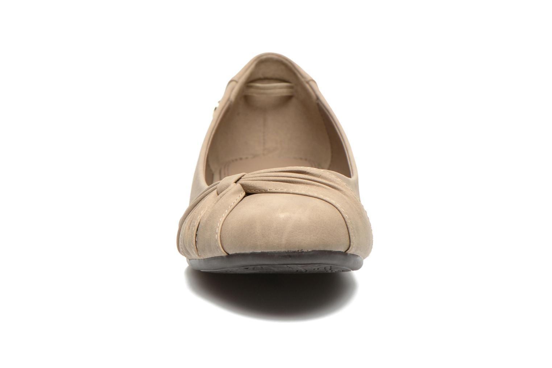 Ballerinas Xti Mihama beige schuhe getragen