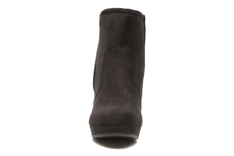 Bottines et boots Xti Sumba Noir vue portées chaussures