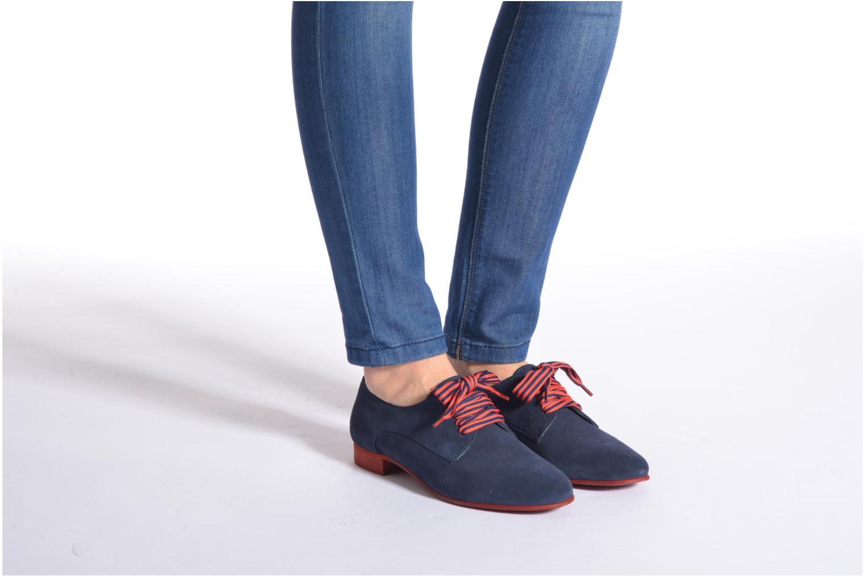 Zapatos promocionales Georgia Rose Alilikou (Negro) - Zapatos con cordones   Casual salvaje
