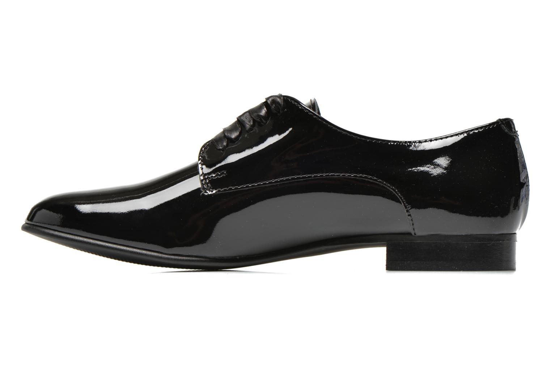 Chaussures à lacets Georgia Rose Alilikou Noir vue face