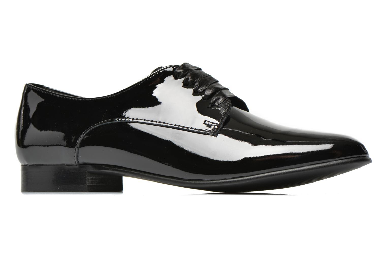 Chaussures à lacets Georgia Rose Alilikou Noir vue derrière