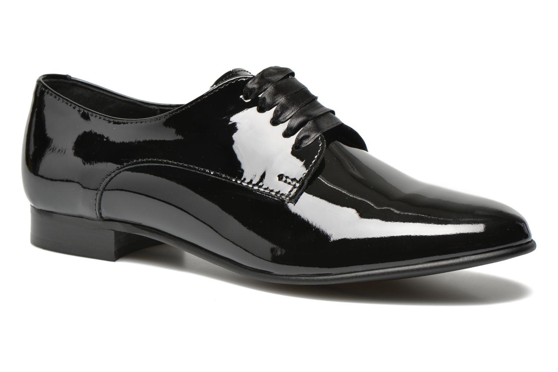 Chaussures à lacets Georgia Rose Alilikou Noir vue détail/paire