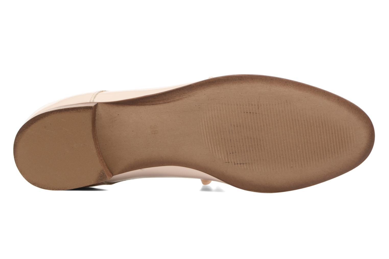 Chaussures à lacets Georgia Rose Alilikou Beige vue haut