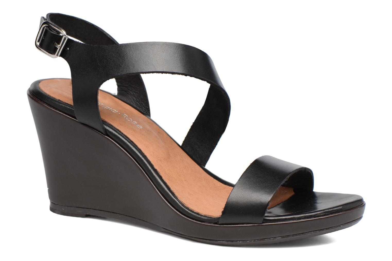 Nuevos zapatos para hombres y mujeres, descuento por tiempo limitado Georgia Rose Ecarme (Negro) - Sandalias en Más cómodo
