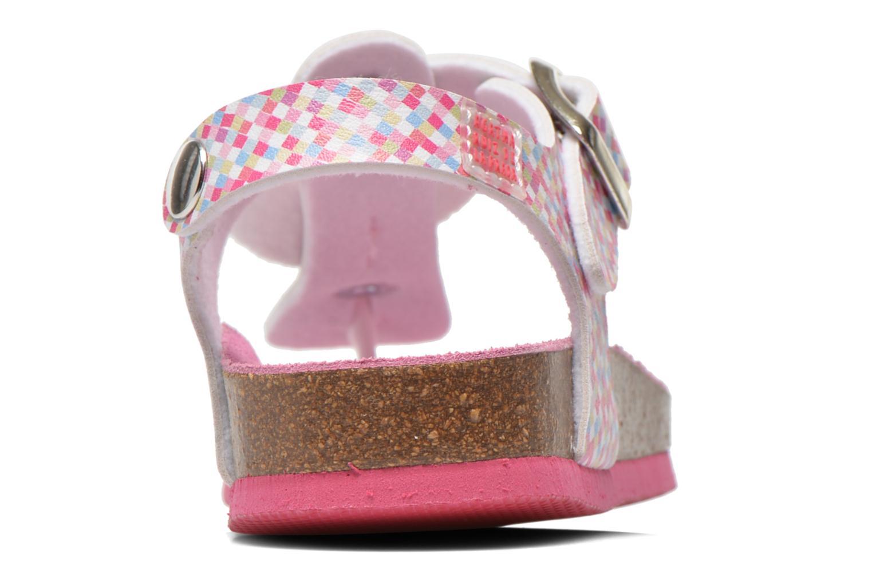 Sandales et nu-pieds Agatha Ruiz de la Prada Lola Multicolore vue droite