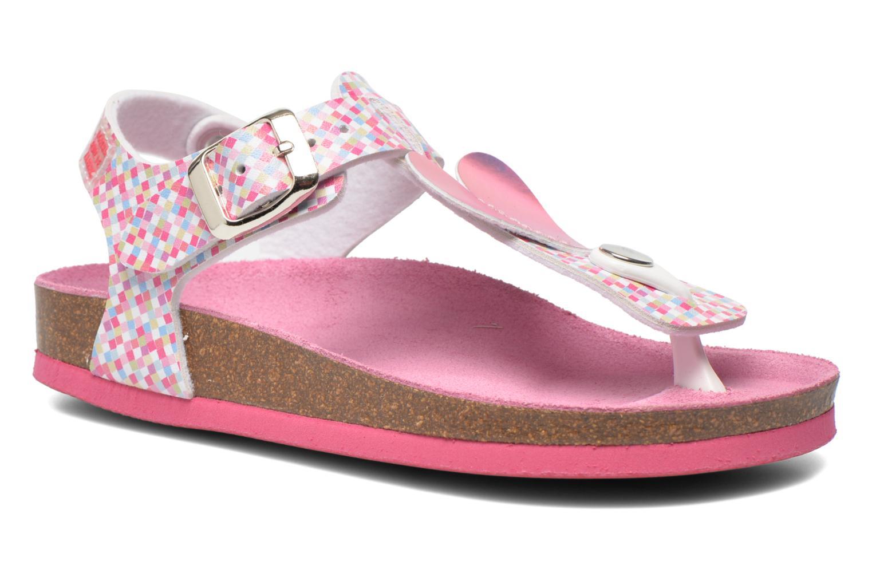 Sandales et nu-pieds Agatha Ruiz de la Prada Lola Multicolore vue détail/paire