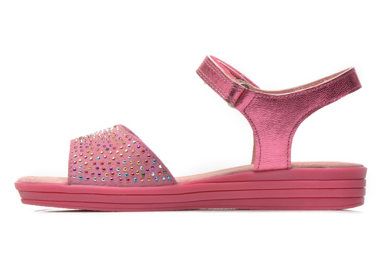 Sandales et nu-pieds Agatha Ruiz de la Prada Diva Rose vue face