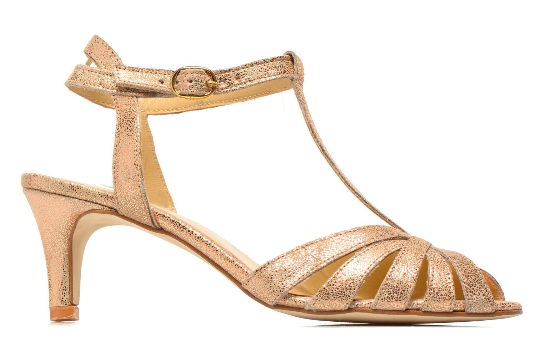 Sandali e scarpe aperte Jonak Doliate Oro e bronzo immagine posteriore