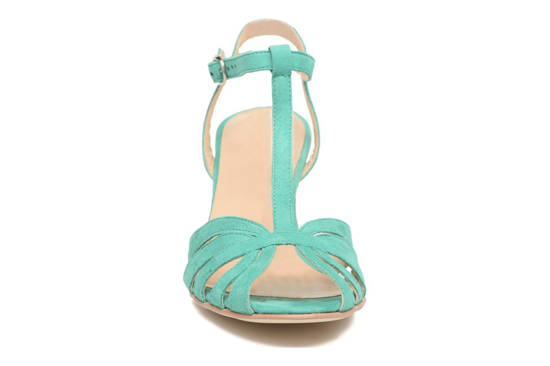 Sandales et nu-pieds Jonak Doliate Bleu vue portées chaussures