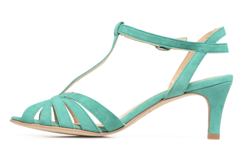 Sandali e scarpe aperte Jonak Doliate Azzurro immagine frontale