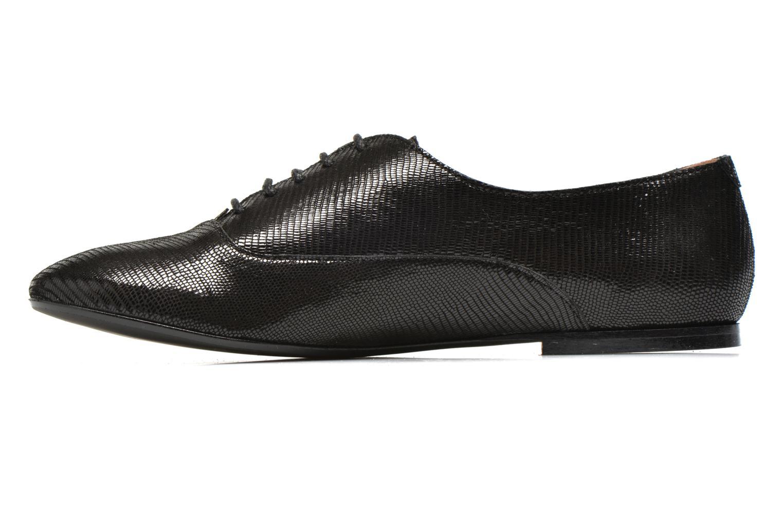 Chaussures à lacets Jonak 2534 Noir vue face