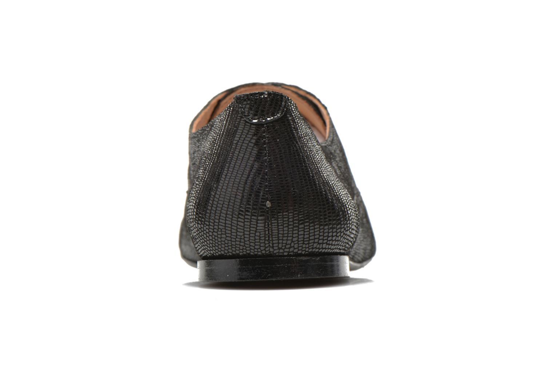 Chaussures à lacets Jonak 2534 Noir vue droite