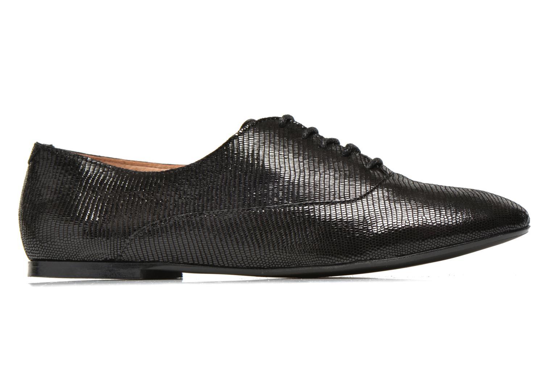 Chaussures à lacets Jonak 2534 Noir vue derrière