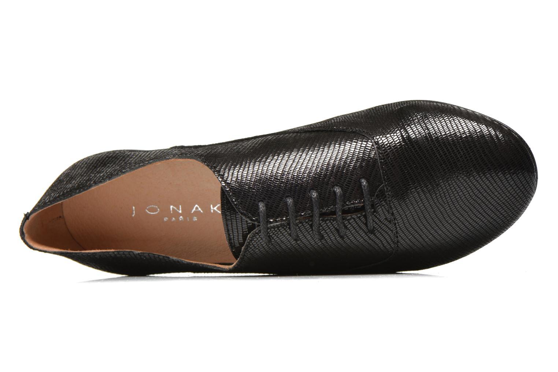 Chaussures à lacets Jonak 2534 Noir vue gauche