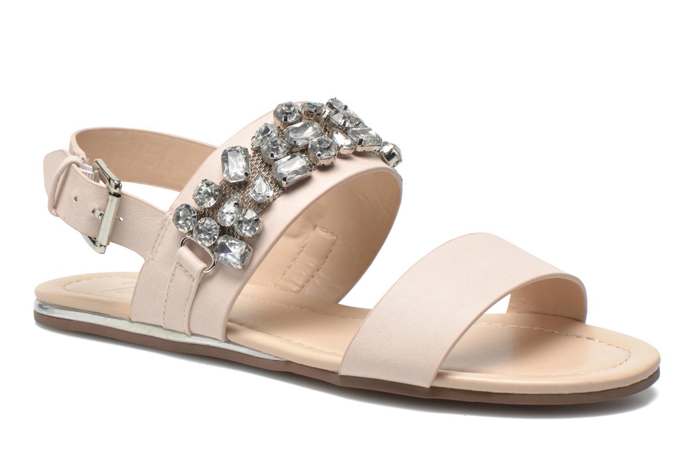Sandales et nu-pieds Blink Mori Beige vue détail/paire