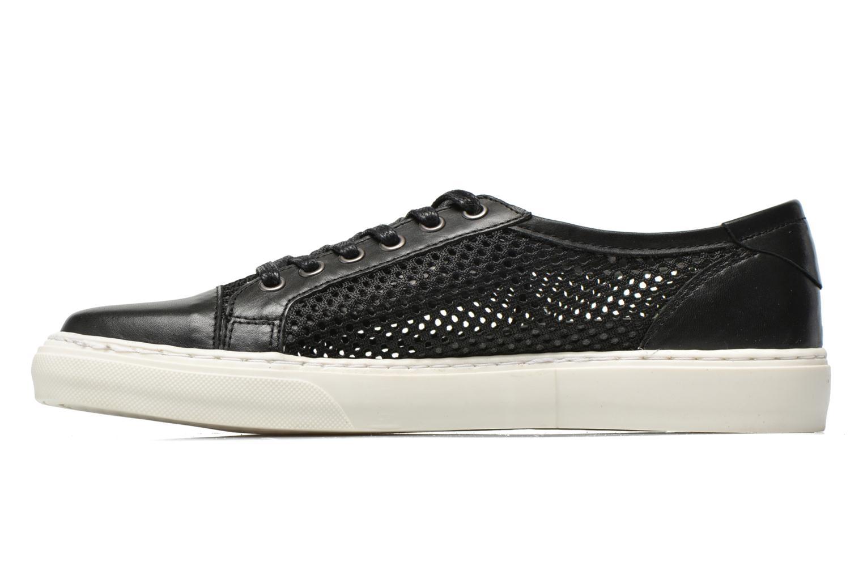 Sneaker Bronx Mec 2 schwarz ansicht von vorne