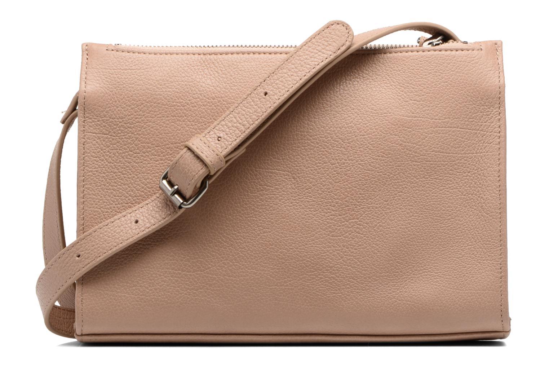 Handtaschen Nat & Nin Bianca beige ansicht von vorne