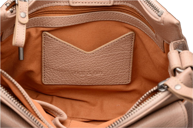 Handtaschen Nat & Nin Bianca beige ansicht von links