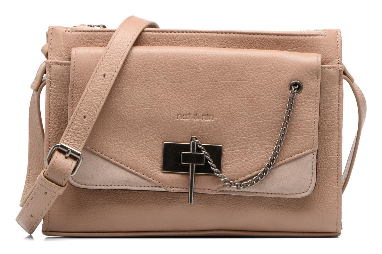 Handtaschen Nat & Nin Bianca beige detaillierte ansicht/modell