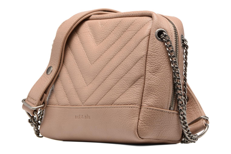 Handbags Nat & Nin Rio Beige model view