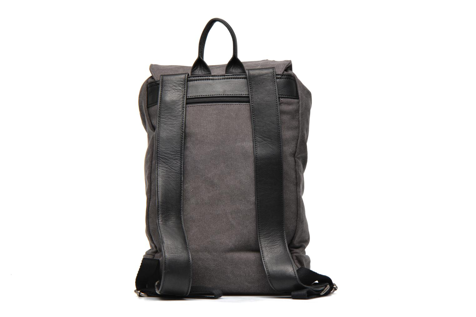 Rucksacks Antonyme by Nat & Nin Aaron Grey front view